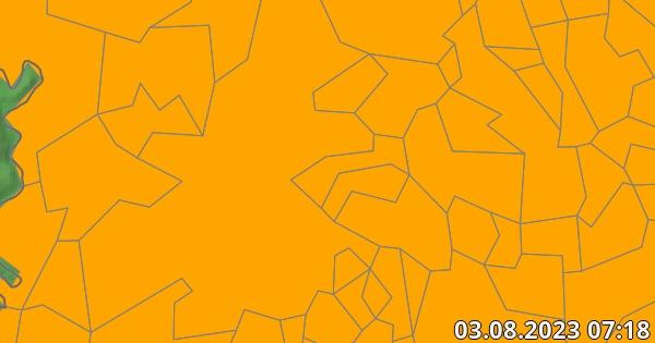 Unwetterwarnung Trier
