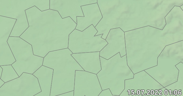 Regenradar Nidderau