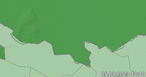 Regenradar Emmerich