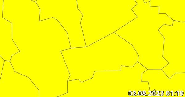 Unwetterwarnung Gelsenkirchen
