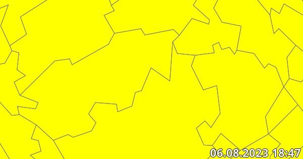 Unwetterwarnung Taunusstein