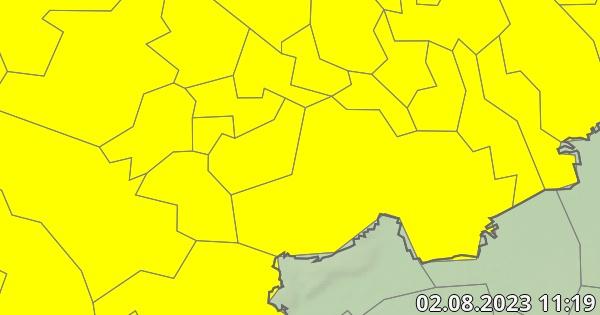 Wetter Bernstadt