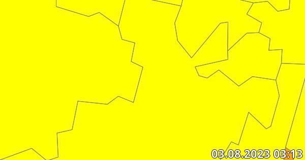 Unwetterwarnung Stendal